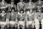 1974 Boys Hockey Team with Dave West