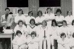 Ed's Shed, Ed's Cricket Team