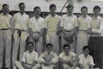 RLS Cricket XI c.1950