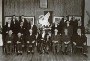 Buckingham Town Council 1962